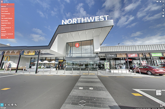 Northwest Shopping Centre